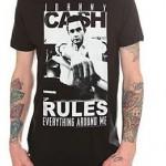 Johnny Cash C.R.E.A.M. T-Shirt