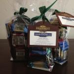 Ghirardelli gift bag