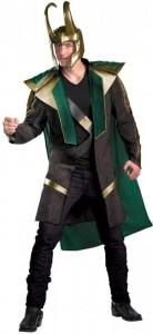 Avengers Loki Costume