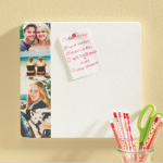 Custom Photo Corkboard